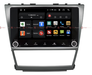 Redpower 61064 KNOB для Toyota Camry V40 климат (2006-2011) на Android 10.0