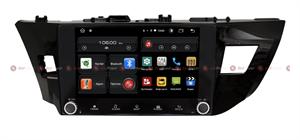 Redpower 61066 KNOB для Toyota Corolla (2013-2015) дорестайл на Android 10.0