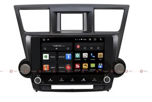 Redpower 61035 KNOB для Toyota Highlander II (U40) 2007-2013 на Android 10.0