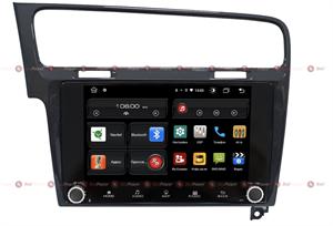 Redpower 61006 KNOB для Volkswagen Golf 7 2013-2019 (серый глянец) на Android 10.0