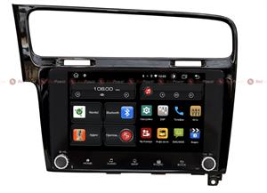 Redpower 61006 KNOB для Volkswagen Golf 7 2013-2019 (черный глянец) на Android 10.0