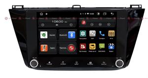 Redpower 61403 KNOB для Volkswagen Tiguan 2016-2019 на Android 10.0