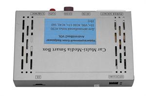 Redpower AndroidBox2 VOL - навигационный блок для Volvo XC90 15+, V90, XC60 17+, XC40, S60 19+) ANDRIODBOX2VOL