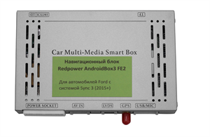Redpower AndroidBox3 FE - Навигационный блок для Ford Explorer, Kuga и пр. 2016+ (ANDRIODBOX3FE)