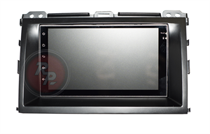 Переходная рамка 2Din для Land Cruiser Prado 120 (RP20)