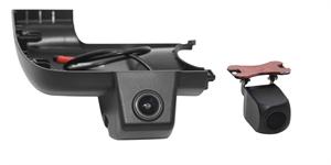 Redpower DVR-MZ-N Dual - двухканальный Wi-FI регистратор скрытой установки для Mazda 6 2018+