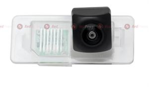 Камера заднего вида RedPower BMW379P Premium для BMW 1 coupe, 3, 5, X1, X3, X5, X6 (сохранение штатной подсветки)