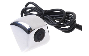 Камера заднего вида универсальная Redpower Premium (хром) аналоговая CAM2