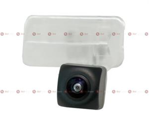 Штатная камера заднего вида Redpower TOY199P для автомобилей Toyota Corolla (12+), Camry V50, Avensis (08-12), Auris (12+)