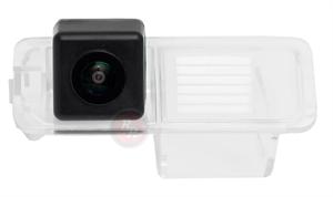 Камера заднего вида VW146P VW;Golf;Polo;Passat;Amarok (под лампочку)