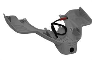 Штатный видеорегистратор Redpower DVR-MBS3-N серый (Mercedes GLS и GLE class с двумя камерами)