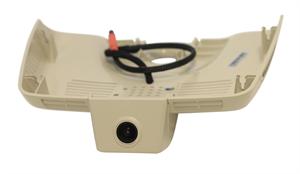 Видеорегистратор Redpower DVR-MBE2-N (кремовый) Wi-Fi Full HD для Mercedes E class W213 в коробе зеркала заднего вида
