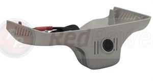 Видеорегистратор Redpower DVR-MBC2-N (cветло-серый) Wi-Fi Full HD для Mercedes C class и GLC в коробе зеркала заднего вида