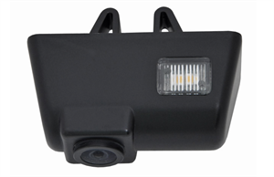 Штатная камера заднего вида Intro VDC-081 для Ford Transit 09+, Transit Connect, Tourneo Connect (с распашной дверью)