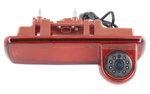 Штатная камера заднего вида SWAT VDC-419 для Opel Vivaro B (2014+), Renault Trafic X82 (2014+) в стоп-сигнал