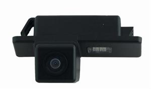 Штатная камера заднего вида Incar VDC-083 для PEUGEOT 107, 207 CC, 307, 307 CC, 407, Expert II, RCZ