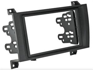 Переходная рамка Incar RMB-SLK01 для Mercedes SLK (R171) 2004-2011 2din (крепеж)