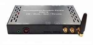 Мультимедийный навигационный блок Parafar для VW / Skoda / Seat / Porsche (2+16Gb)на Android 9.0 (PFB218)