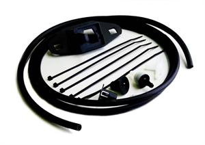 Омыватель штатной (парковочной) камеры заднего вида Parafar для Toyota Land Cruiser 200 2007-2015 (PFV381)