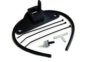 Омыватель штатной (парковочной) камеры заднего вида Parafar для Land Cruiser Prado 150 (только с круговым обзором) 2017+ PFV348