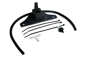 Омыватель штатной парковочной камеры заднего вида Parafar для Toyota Land Cruiser Prado 150 рестайл 2013+ PFV347