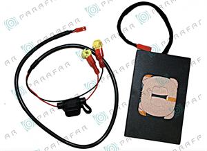 Беспроводное зарядное устройство телефона Parafar PF-AC1001