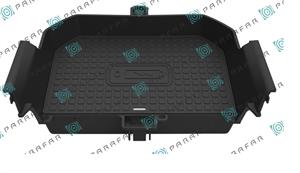 Беспроводное зарядное устройство телефона Parafar для BMW 5/6 GT PF-AC1316