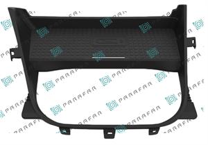 Беспроводное зарядное устройство телефона Parafar для BMW X3/X4 PF-AC1311