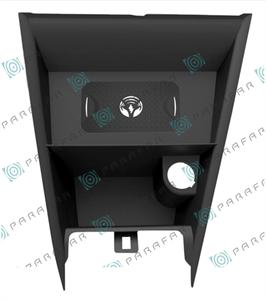 Беспроводное зарядное устройство телефона Parafar для Toyota Yaris/VIOS/YARISL PF-AC1358
