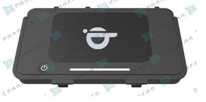 Беспроводное зарядное устройство телефона Parafar для Volkswagen Teramont/T-ROC PASSAT PF-AC1368