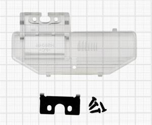 Плафон для камеры cam-037 для Mazda 6 GH, RX-8 (2007, 2008, 2009, 2010, 2011, 2012)