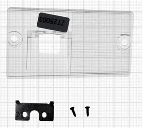 Плафон для камеры cam-032 для Kia Cerato (хэтч, до 2011)