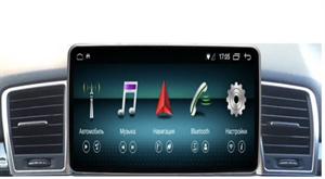 Farcar MB1241 для Mercedes Benz GL-class (X166), ML-class (W166) 2011-2016 на Android 9.0