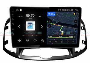 Штатная магнитола VAYCAR 10V4 для Chevrolet Captiva I 2011-2015 на Android 10.0