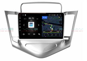 Штатная магнитола VAYCAR 09V4 для Chevrolet Cruze I 2009-2012 на Android 10.0