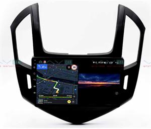 Штатная магнитола VAYCAR 09V3 для Chevrolet Cruze I 2012-2015 на Android 10.0