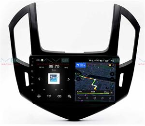 Штатная магнитола VAYCAR 09V4 для Chevrolet Cruze I 2012-2015 на Android 10.0
