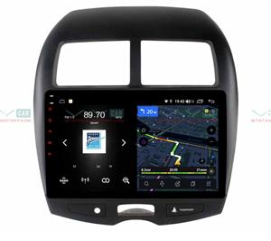 Штатная магнитола VAYCAR 10V4 для Citroen C4 AirCross 2012-2017 на Android 10.0