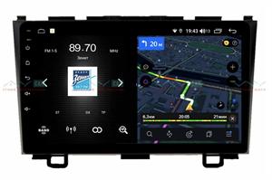 Штатная магнитола VAYCAR 09V4 для Honda CR-V III 2007-2012 на Android 10.0