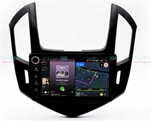Штатная магнитола VAYCAR 09V4R для Chevrolet Cruze I 2012-2015 на Android 10.0