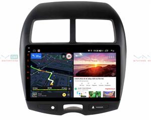 Штатная магнитола VAYCAR 10V6 для Citroen C4 AirCross 2012-2017 на Android 10.0