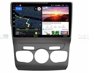 Штатная магнитола VAYCAR 10V6 для Citroen C4 II 2010-2017 на Android 10.0