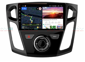 Штатная магнитола VAYCAR 09V6 для Ford Focus III 2011-2016 на Android 10.0