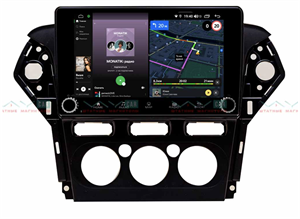 Штатная магнитола VAYCAR 10V4R для Ford Mondeo IV 2010-2015 на Android 10.0