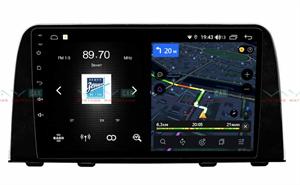 Штатная магнитола VAYCAR 09V4 для Honda CR-V 2017-2019 на Android 10.0