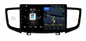 Штатная магнитола VAYCAR 10V4 для Honda Pilot III 2015-2020 на Android 10.0