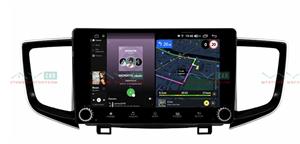 Штатная магнитола VAYCAR 10V4R для Honda Pilot III 2015-2020 на Android 10.0