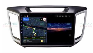 Штатная магнитола VAYCAR 10V3 для Hyundai Creta 2016-2021 на Android 10.0