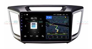 Штатная магнитола VAYCAR 10V4 для Hyundai Creta 2016-2021 на Android 10.0