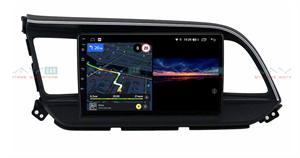Штатная магнитола VAYCAR 09V3 для Hyundai Elantra VI (AD) 2016+ на Android 10.0
